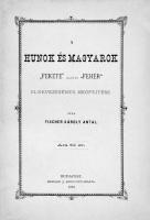 """9ddd64e953 Fischer Károly Antal: A hunok és magyarok """"Fekete"""" illetve """"Fehér""""  elnevezésének megfejtése."""