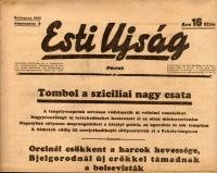 ismerősök esti újság)