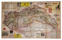 magyarország autóútjai térkép Térkép: Stoits György: Merre menjek? Magyarország autóútjai és  magyarország autóútjai térkép