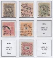 1899 6 klf érték 11 1 2 fogazással (84.000) a7df3077ce