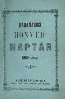 naptár képekből Máramarosi honvéd naptár 1869. évre. 1848/9. történeti és  naptár képekből