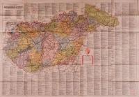 magyarország autóútjai térkép Térkép Stoits György: Merre menjek? Magyarország autóútjai és  magyarország autóútjai térkép